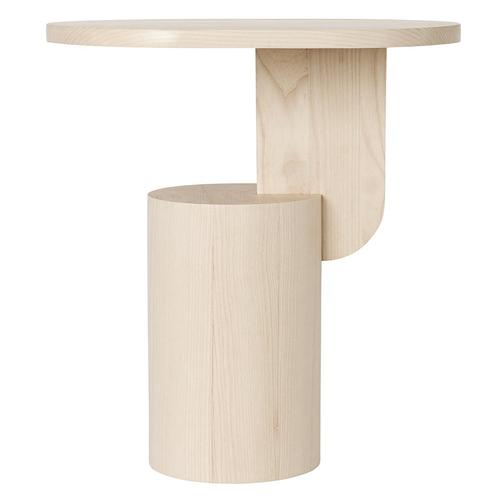 Insert Side Table, Natural