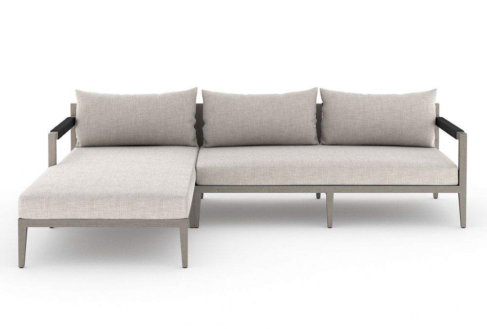Sherwood Sectional - Chaise Left