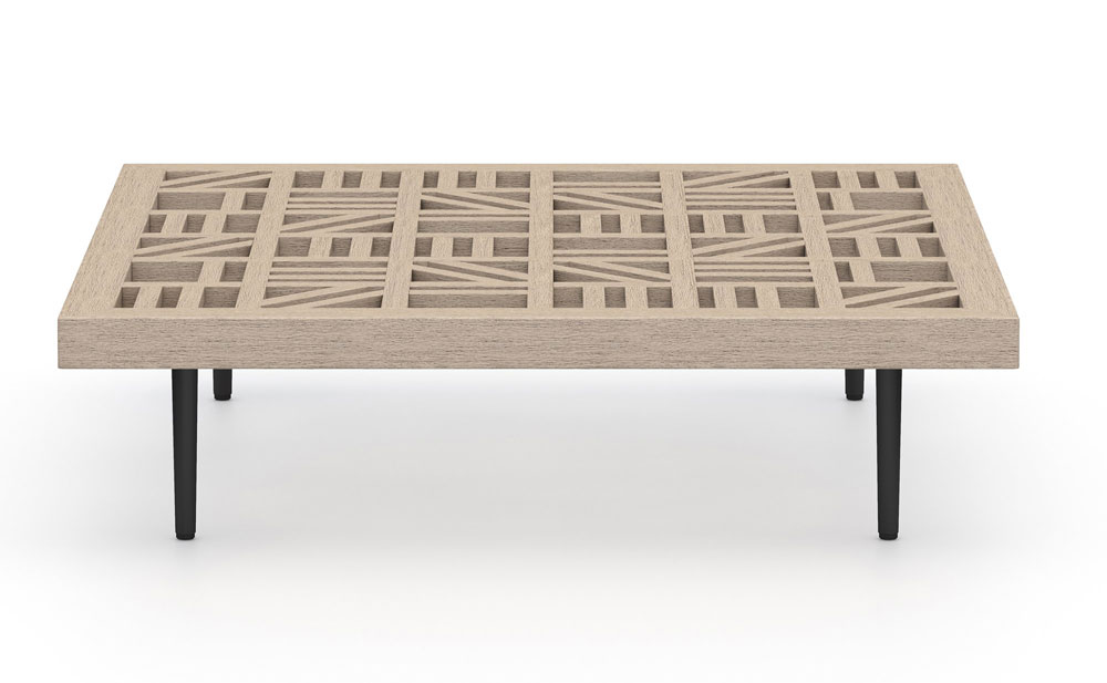 Yves Outdoor Coffee Table