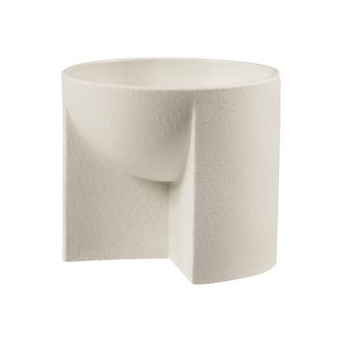 KURU Ceramic Bowl, Beige